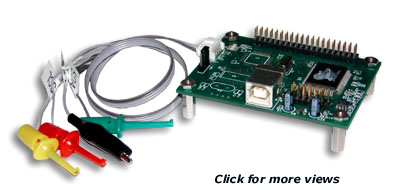 PC-I2C/SPI/GPIO Interface Adapter  USB Solution