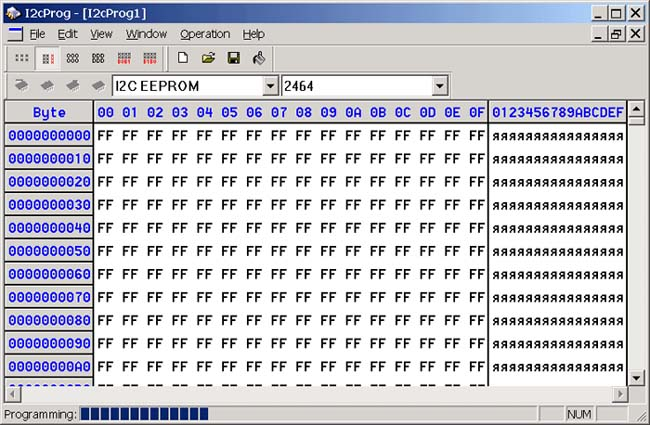 PC-I2C/SPI/GPIO Interface Adapter  USB Solution