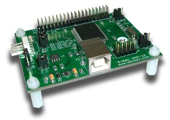USB-I2C/SPI/GPIO Interface Adapter